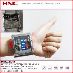 La thérapie au laser Instrument physique pour l'hypertension et de haute la viscosité du sang