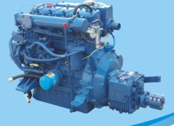 Vida Marinha de barco Modelo do Motor de Ajuste do Motor Diesel N485J-3
