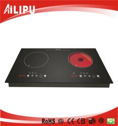 Двух дисков электрической плитой ручной индукционная плитка