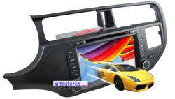 KIA 리오, K3, Pride를 위한 인조 인간 4.2.2 HD Car DVD Player