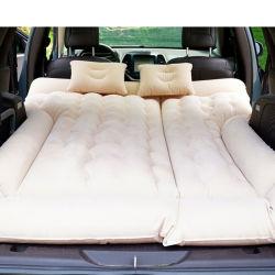 Le SUV Inflatable voiture Voyage lit matelas de camping d'air réglable coiffe de siège oreiller chiffon flocage ventiler Outdoor Kids