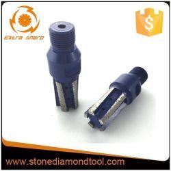 G1/2 CNCのダイヤモンド指は石のためにかんだ