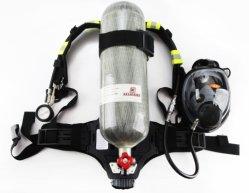 En137 утвердил дыхательный аппарат 9 литр углерода Scba цилиндра