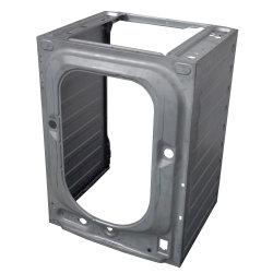 金属を押すための穿孔器のスタンプの穿孔器を押す関連の金属製造の柵の製造の品質の金属