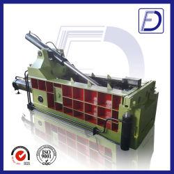 Lata de aluminio máquina bloquera para reciclar (S81P-135A)