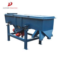 Vibration de type linéaire de la machine pour l'aluminium de scories
