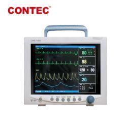 Commerce de gros Contec CMS7000 Patients de surveiller l'examen de l'équipement de CO2 du Moniteur Patient de la pni