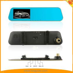 """Display IPS da 4.3"""" 1080P Dash Cam 12 Mega pixel specchietto retrovisore con monitor da parcheggio, G-Sensor"""
