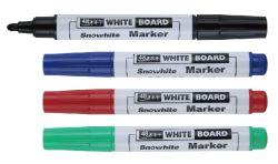 White Board Pen Wb-558 di Snowhite Quick Dry Low Odor Servizio ODM