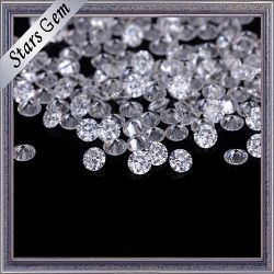 de Kleine Grootte Vvs die van 13mm Diamant Moissanite vonken