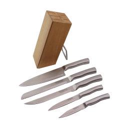 أداة سكين Bliefe Block من مجموعة أداة الخل مقبض أداة المطبخ
