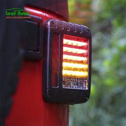 ジープのラングラーJkブレーキのためのLEDのテールライト/07-18ジープのための逆/回転シグナルランプバックアップ後部駐車停止ライト