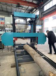 Tragbare Holz Sägewerk Bandsäge Holzbearbeitung Band Sägewerke Holzschnitt Maschine