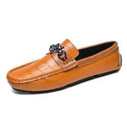New Design Loafers Casual Driving Leather Schoenen voor heren