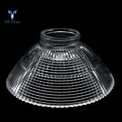 조명 LED 조명 램프 셰이드를 위한 맞춤형 장식 유리 셰이드