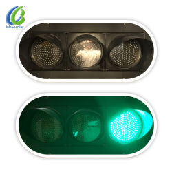 300mm 緑赤黄全画面 LED トラフィックライト