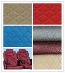 أفضل سعر فرش التنجيد المصنوع من القماش المبطن لجلد فاخر لجلوس السيارات