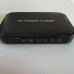 1080p HDD Media Player Lesen Sie USB-Laufwerk/SD-Karte mit HD HDMI/AV/VGA-Ausgang für RMVB/MKV/JPEG usw. mit Fernbedienung