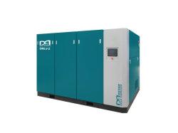 توصيل بالجملة حقن زيت مباشر 2 مرحلة برغي دواري ثابت ضاغط الهواء منخفض الضغط بائع المعدات الأصلية (OEM) مع ضوضاء منخفضة/كفاءة عالية/جاذبية السعر