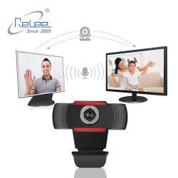 Web-Kamera-Web-Nocken-videoschwätzchen-Aufnahme-Kamera USB des Webcam-HD mit HD Mic mit Mikrofon für PC Computer