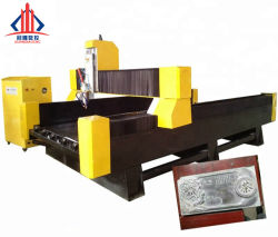 安いCNCの石および大理石の木工業のルーターの彫版の機械装置