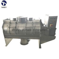 De horizontale Mixer van het Kouter/de Hoge Mixer van de Scheerbeurt voor de Meststof van het Pigment/van de Samenstelling