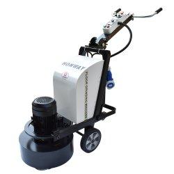 Qualitäts-elektrischer Poliermaschinerie-Handwand-Handdeckel-konkreter nasser Schleifer und Poliermittel-Zubehör