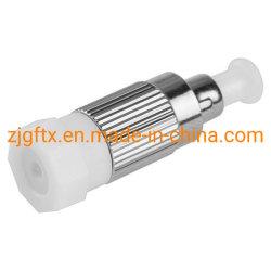 La fibre optique FC/UPC 1-25FC/APC dB Type de fiche mâle-femelle de l'atténuateur optique fixe le mode simple perte de retour haut