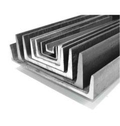 مغلفنة المغلفنة الساخنة JIS القياسي Q235 مجلفن من الفولاذ U Beam ملفات تعريف قناة C ملفوفة ساخنة