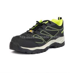 Sportschuh Sicherheitsschuh Sicherheitsschuhe mit Composite Zehe oder Stahl Zehe Leichtgewicht Schuh Casual Style Grün