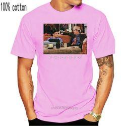 Friends Men's Joey and Chandler Hats T シャツ Loose Size Tee シャツサマー /T シャツ / デザイナーシャツ / キッズウェア / ポロシャツ鳴門 / ポロ シャツ