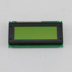 China-Lieferanten-Gelb 122*32 punktiert grafische Baugruppe Digital LCD