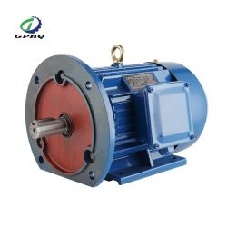 Y2/Y3 Caja de bornes de la pieza central del bastidor de hierro fundido el motor eléctrico trifásico de B5 de la mitad Redondo