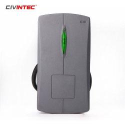 Wiegand 26-58のTCP/IP 13.56MHz RFID NFCアクセスドアの読取装置
