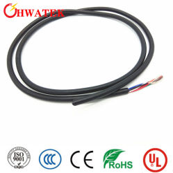 PVC 絶縁マルチコア電源ケーブル、ホルダチェーン付き 耐摩耗性