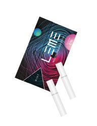 건강 박하 취향 Skt Leme 열 화상 기화기 E 담배 지팡이 아닙니다