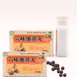 Натуральным мужского здоровья тоника медицина не имеет побочных эффектов Лю Вэй ди Хуан Wan