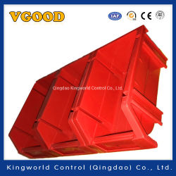 ISOの製造スタック可能適用範囲が広いAssembleingおよびハングのディバイダのプラスチック収納用の箱およびボックス