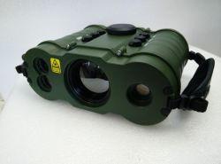 Binocular infrarrojo de mano de militares Thermal imaging camera telémetro láser