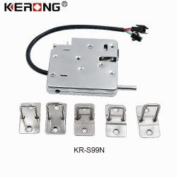 KERONG 電磁ロック 24VDC キャビネットドアスマートロックシステム付き 管理ソフトウェア