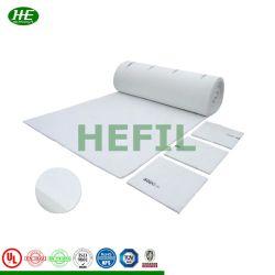 Filtre de rouleau de plafond Nontissés plafond Filtre d'arrêt de la peinture de support de filtre