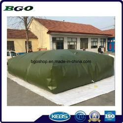 TPU confinement de liquide de tissu de revêtement de pétrole de la vessie de carburant