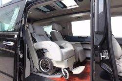 Hydraulischer Aufzug-Rad-Stuhl für Ältestes