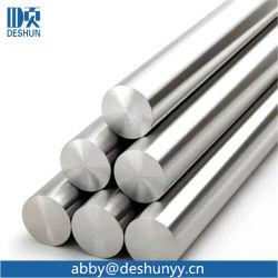 L'induzione lineare di precisione ha indurito l'acciaio idraulico Rod del pistone placcato bicromato di potassio di Ck45 4140 2Cr13 41cr4
