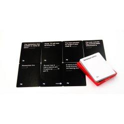 Les cartes à jouer partie conseil personnalisé Carte de jeu,