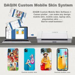 Software di progettazione mobile personalizzato per adesivi, decorazione per case telefoniche fai da te