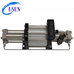 Modelo Usun de boa qualidade: Gbt15/40-Ol 200-300 Bar Estágio duplo Transfe Boosterr Gás oxigênio para o cilindro da bomba de reabastecimento