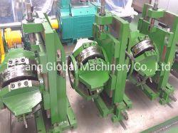 Fluss-Stahl rund/Quadrat-Naht geschweißte Rohr-Gefäß Prodution Maschine