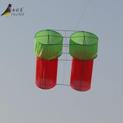 Оптовая торговля современной нейлоновой ткани 3D дворец фонарем воздушного змея для продажи