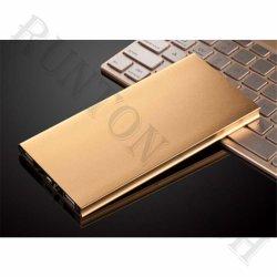 Cheapest Ultra Slim Style Livre de métal de la Banque d'alimentation chargeur de batterie au lithium polymère RT-U13